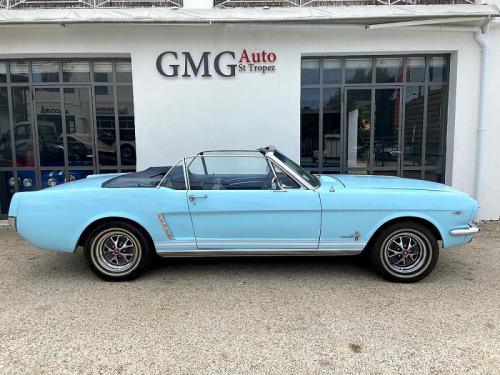 FORD MUSTANG CABRIOLET 1964 1/2