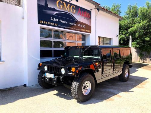 HUMMER H1 STATION WAGON