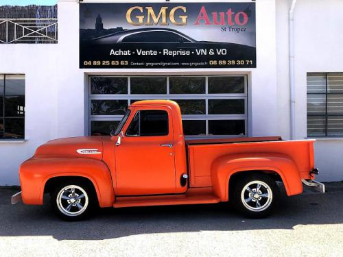 FORD F100 PICK-UP 1953 V8 302 CI